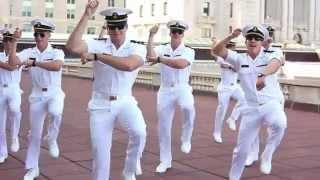 gangnam style làm hải quân Mỹ phát cuồng