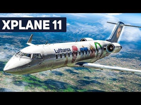 Download X Plane 11 Heavy B747 Zürich Frankfurt MP3, MKV, MP4