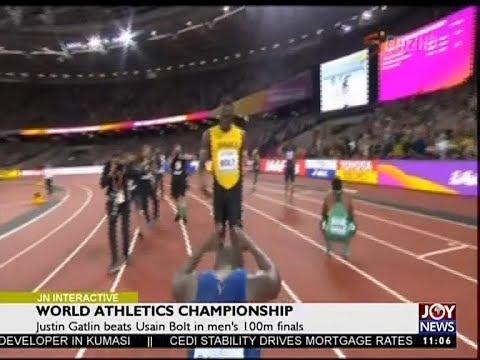 World Athletics Championship - Joy News Interactive (7-8-17)