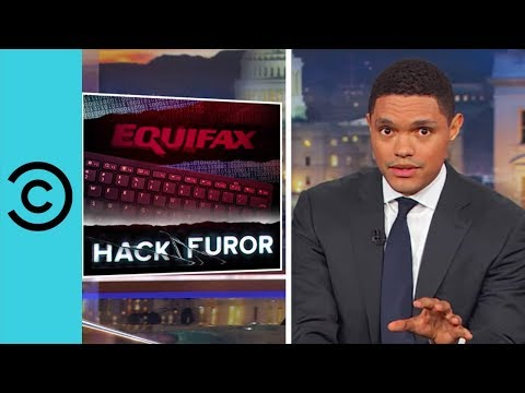 Hackers Know All Of Your Secrets - The Daily Show | Comedy Central