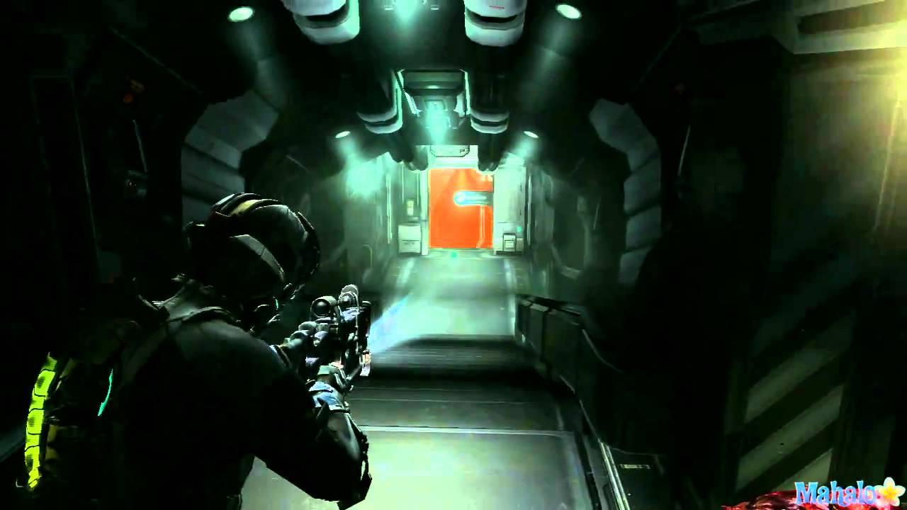 Dead Space 2 Walkthrough - Chapter 13 Part 3 - YouTube
