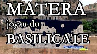 Matera, joyau de la Basilicate