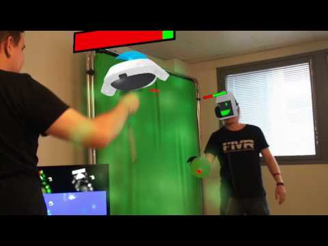 UFO Shooter by FIVR AR/MR Lab