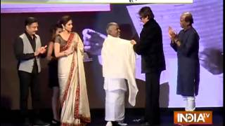 Shamitabh: Amitabh Bachchan Sings a Song from His Upcoming Movie - India TV