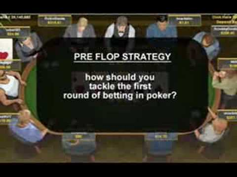 Online Poker Tournament Strategy - Navigating Through a Final Table for a WIN