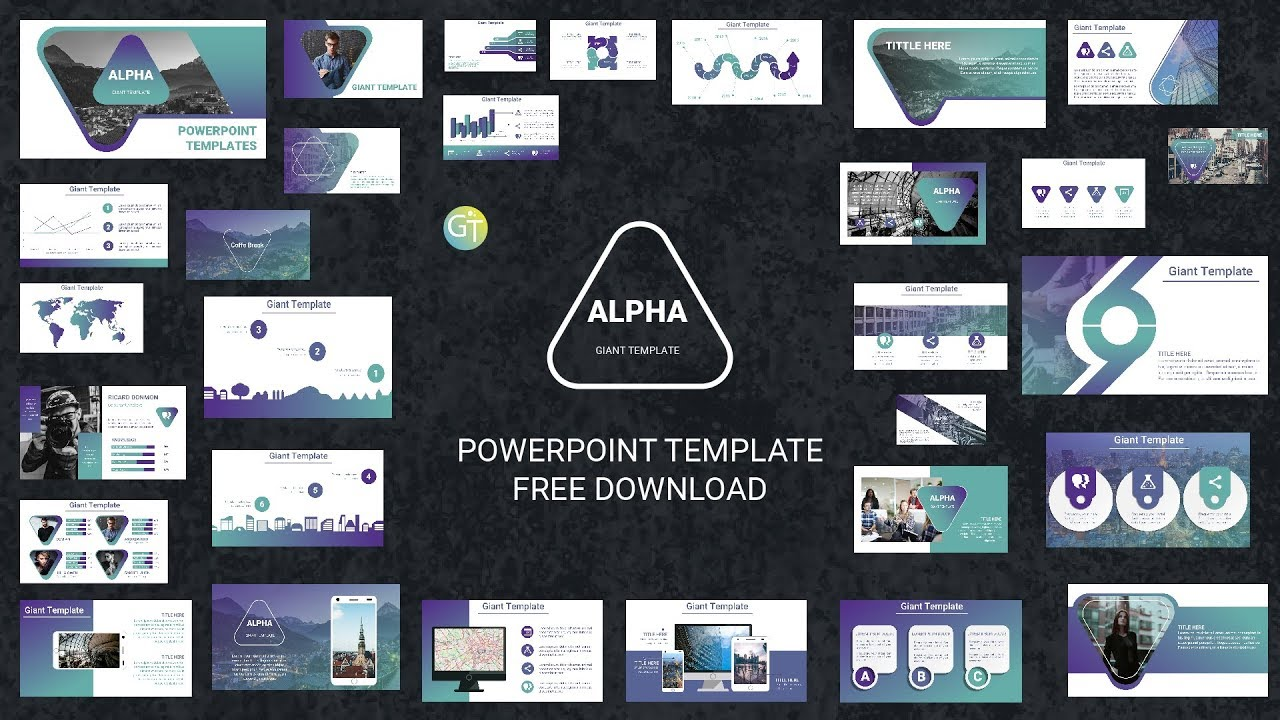Morph Free Powerpoint Templates 2018 Alpha Youtube
