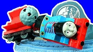 Thomas The Tank Risky Rails Accidents Can Happen