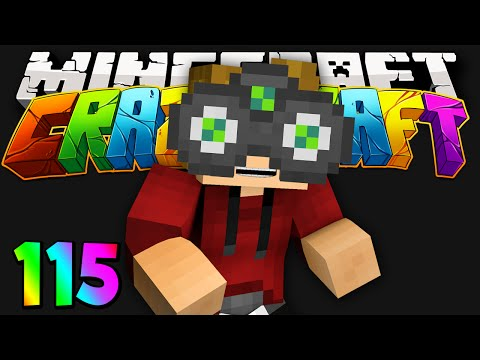 "Minecraft Mods Crazy Craft 2.0 ""Sonar Goggles!"" Modded Survival #115 w/Lachlan"