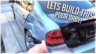 Rebuilding the $150 BMW! Part.1
