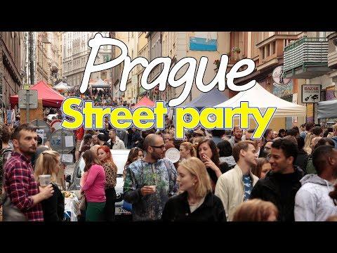 PRAGUE KRYMSKA STREET