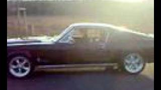 Ford Mustang 1968 Fastback Shelby 4/5