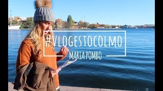 VlOG ESTOCOLMO WITH THE POMBASHIANS