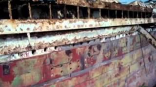 Видео   Судьба модели Титаника   Видеоролики на Sibnet