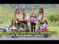 KUMPULAN JOKI WANITA INDONESIA Dragbike Kawahra IDC