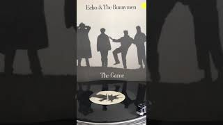 ECHO AND THE BUNNYMEN - THE GAME