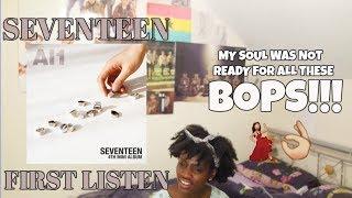 Video SEVENTEEN (세븐틴)- Al1 MINI ALBUM  FIRST LISTEN (THIS IS TOO GOOD!!!) download MP3, 3GP, MP4, WEBM, AVI, FLV Oktober 2018