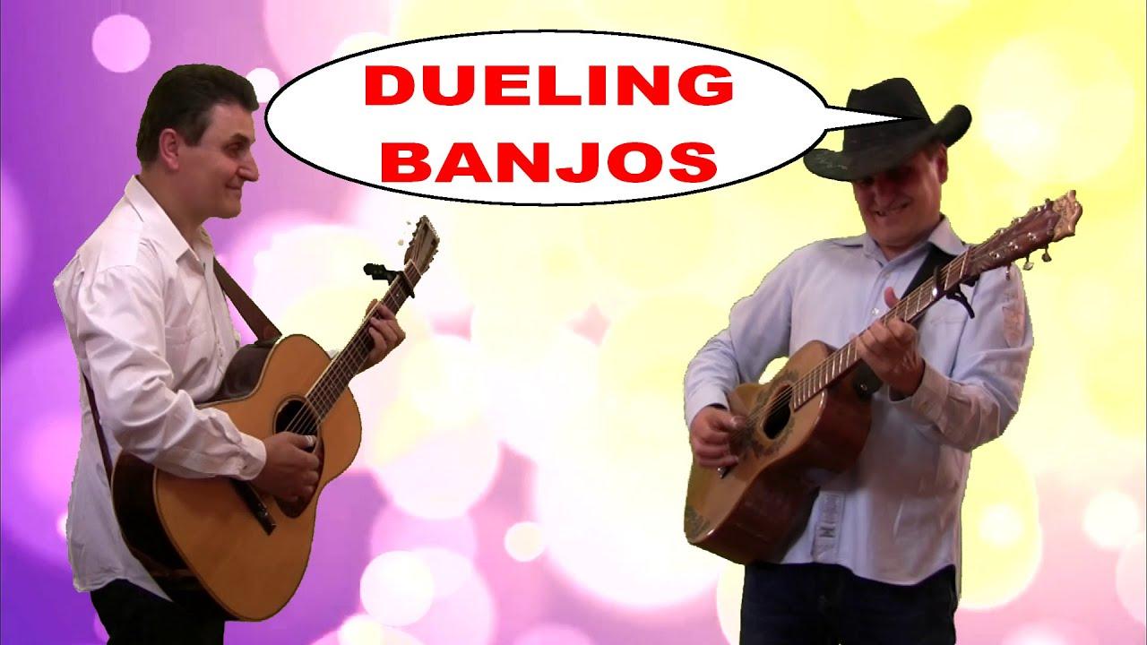 Dueling Banjo Deliverance Dueling Guitarsenyedi Sndor