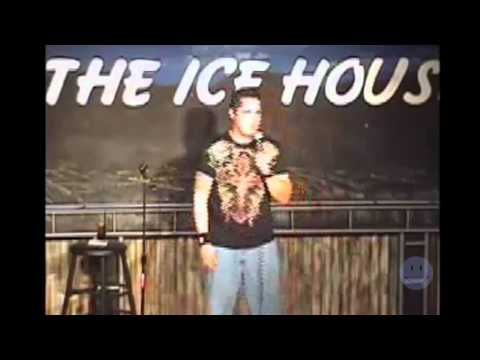 "Ace Guillen, ""Porn and Las Vegas"" – Blue Comedy Open Mic"