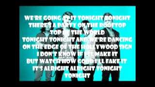 Hot Chelle Rae: Tonight Tonight