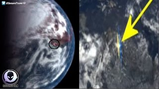 STRANGE Reflections Detected On Earth By Satellites! 5/19/17
