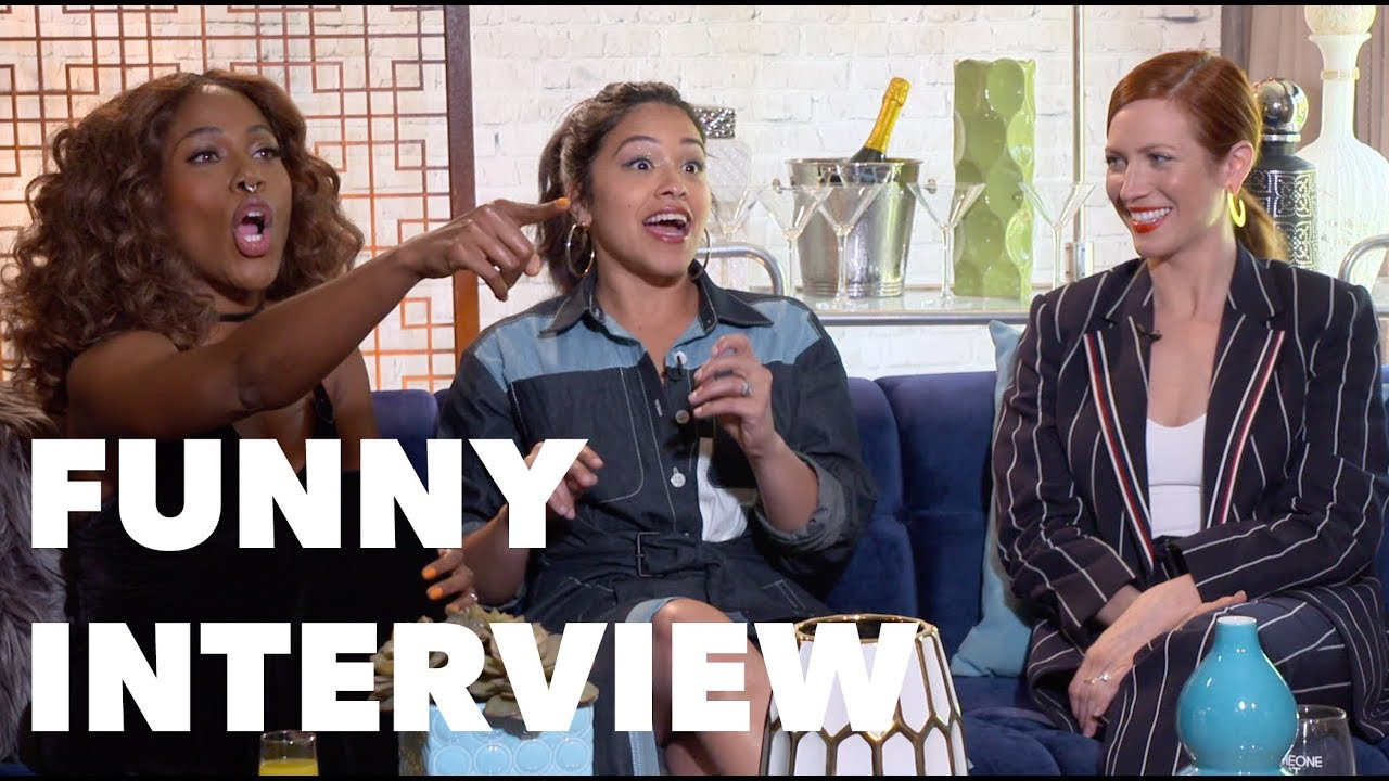 Download SOMEONE GREAT Funny Interview: Gina Rodriguez, Brittany Snow, DeWanda Wise