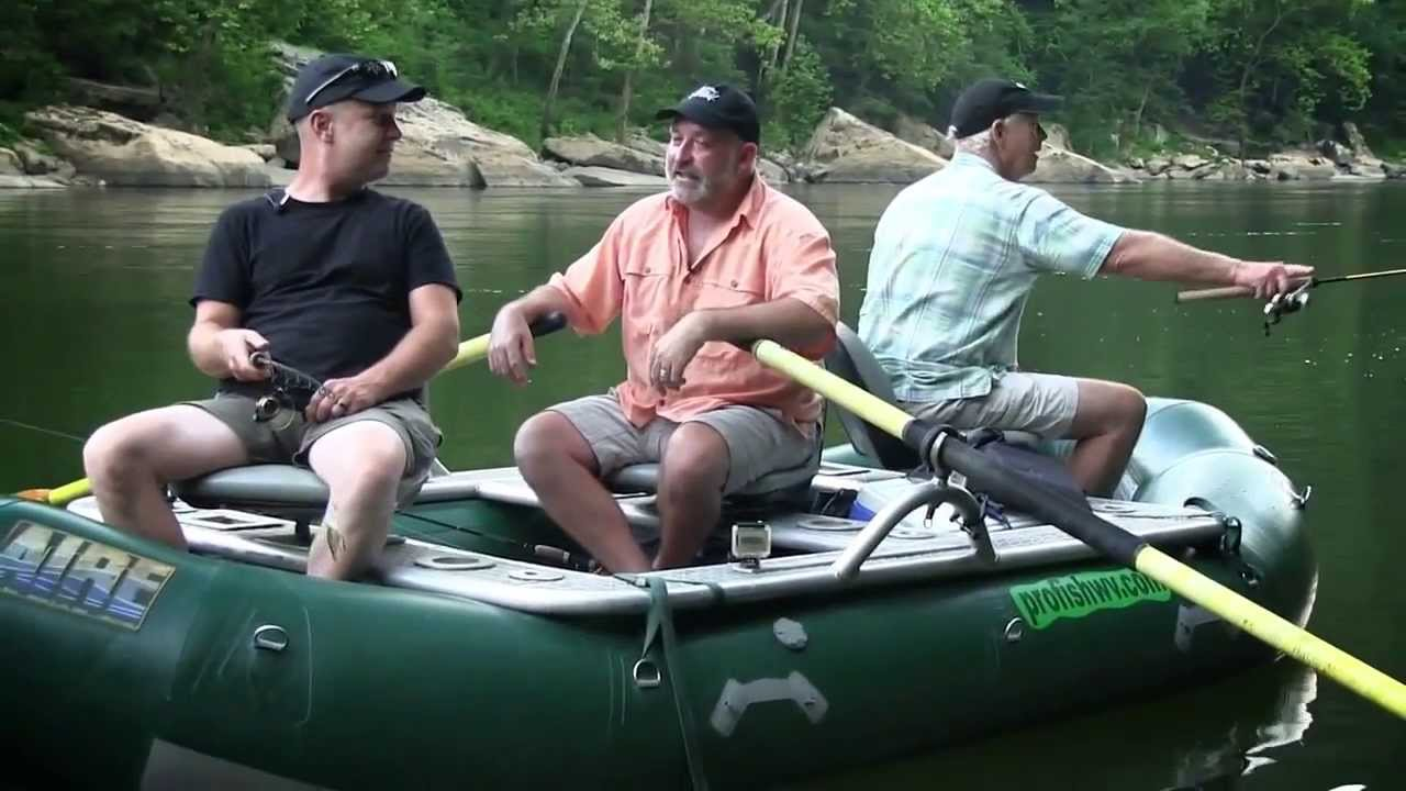 New River Fishing Guides West Virginia : Pro River Outfitters