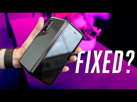 How Samsung fixed the Galaxy Fold