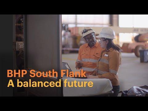 A Balanced Future At South Flank