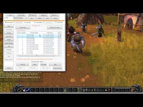 FairPlay-Bot Tutorial: Quest Modus