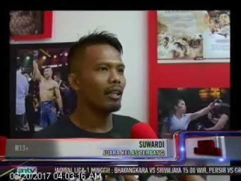 PRSI dan tvOne Hadirkan Fighter MMA dan Mantan Perenang di Ajang Asian Games Goifex Expo 2017