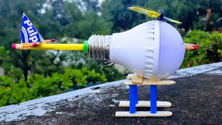lKT 89 How to Make a generator Helicopter at home
