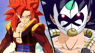 How Strong is Super Saiyan 4 Gogeta in Dragon Ball GT
