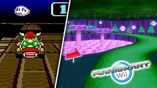 SNES Ghost Valley tracks don't have to be boring, Nintendo...