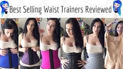 Waist Trainer Review - 6 Brands on Amazon - Waist Training, Cinching, Postpartum Wrap, Faja
