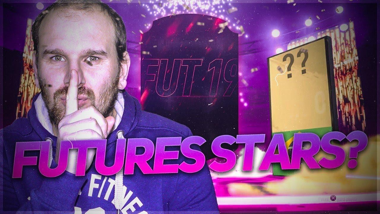 ON PACK DU FUTURES STARS ! LES PACKS AMÉLIORATIONS OR SONT TROP CHEATES !