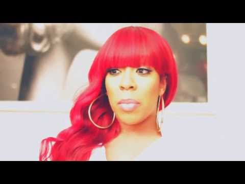 """K. Michelle - """"Rebel Against"""" Campaign (Behind The Scenes)"""