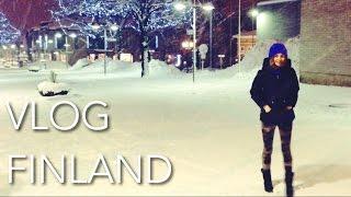 VLOG: Финляндия, Лаппеэнранта, сказка, сугробы❄️⛄️(Санкт- Петербург находится рядом с границей Финляндии, поэтому сегодня я поеду в милый городок под название..., 2015-02-14T20:03:42.000Z)