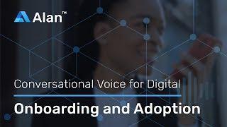 Onboarding & Adoption Use Case l Alan AI