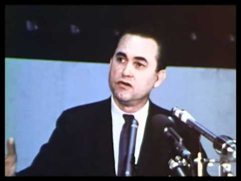George Wallace discusses the Supreme Court 1967