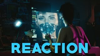 CYBERPUNK 2077 LIVE REACTION WITH CHAT
