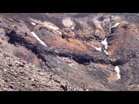 RonElla - Tongariro National Alpine Crossing Slideshow