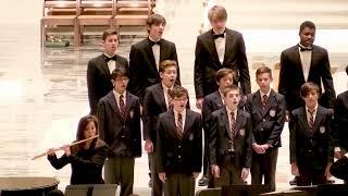 Raleigh Boychoir - Tour Choir - Shenandoah - arr. Rollo Dilworth