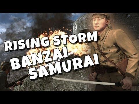 Rising Storm - Banzai Samurai