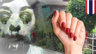 Desa dihantui hantu janda sai para pria harus pakai kutek merah TomoNews
