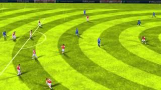 FIFA 13 Goal FC Twente Willem Jansen Van 28 Meter