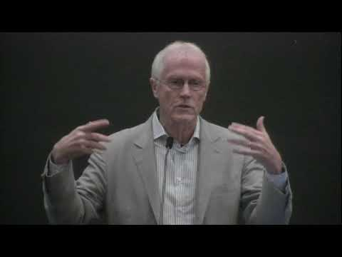 2018 Sustainability Symposium: Paul Hawken, author,  activis