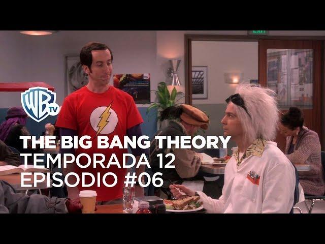 The Big Bang Theory Temporada 12 | Episodio 06 - ¡Howard disfrazado de Sheldon!