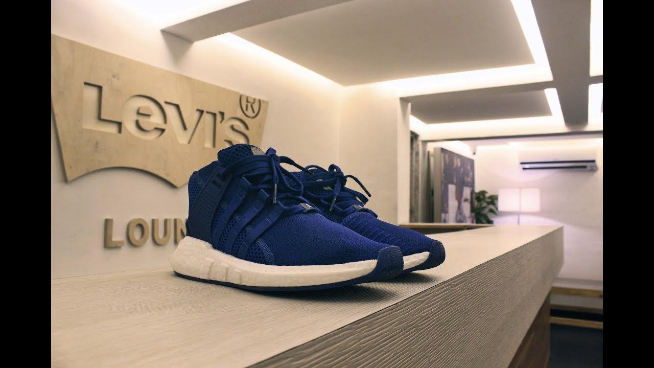 Adidas Originals x Mastermind Japón EQT Boost (misterio de tinta
