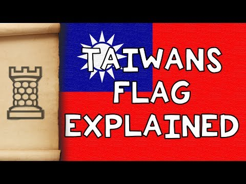 Taiwan and its flag Explained!