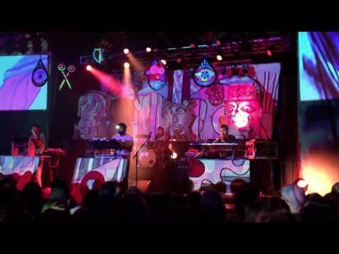Animal Collective -  FloriDada (Live)